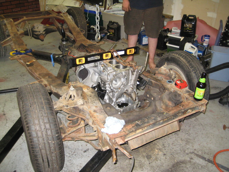 1967 Datsun Fairlady Roadster Build